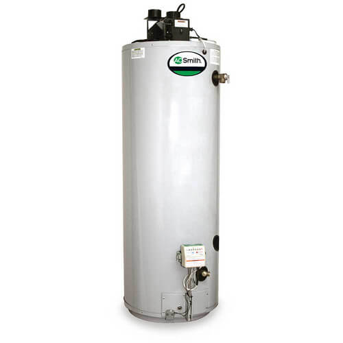 40 Gallon ProMax Power Direct Vent Residential Water Heater