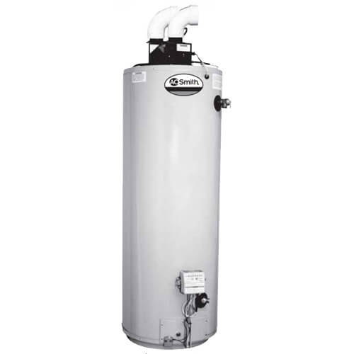 40 Gallon ProMax Power Direct Vent Residential Water Heater (LP Gas)