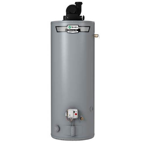 40 Gallon - 50,000 BTU ProMax Power Vent Residential Gas Water Heater (LP)