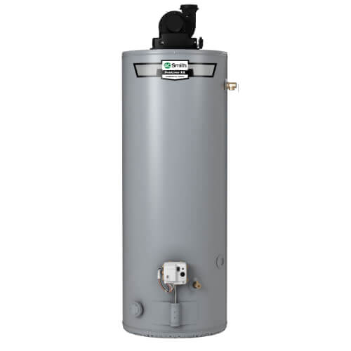 50 Gallon - 50,000 BTU ProMax Power Vent Residential Gas Water Heater (LP)