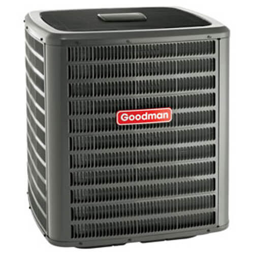 Goodman 2.5 Ton 16 SEER Central Air Conditioner w/ R410A Refrigerant Product Image