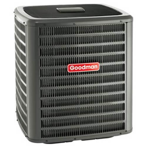 3 Ton Air Conditioning : Gsx goodman ton seer