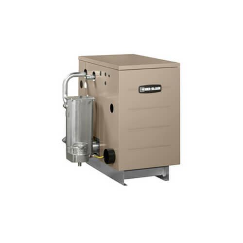 GV90+6 140,000 BTU High Efficiency Gas Boiler (Nat Gas)