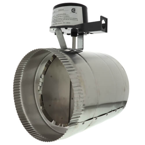 Vent Damper Motor Assembly - Plastic Base