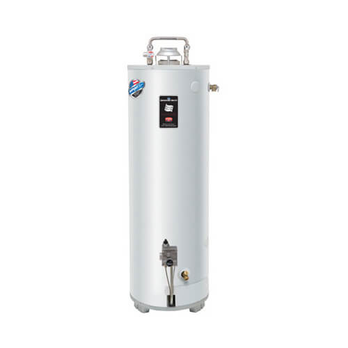 55 Gallon - 80,000 BTU High Performance Atmospheric Vent Residential Water Heater (Nat Gas)