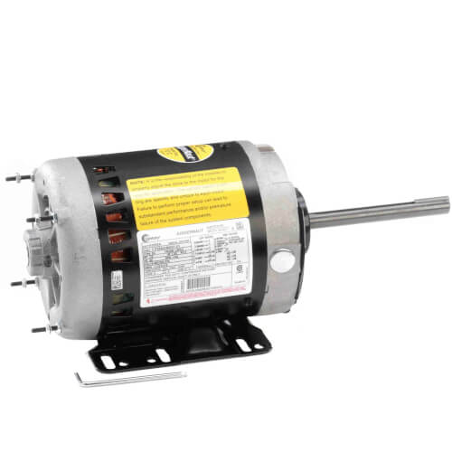 H1055a century h1055a 6 1 2 psc motor 1 2 hp 1140 for 1 3 hp psc motor