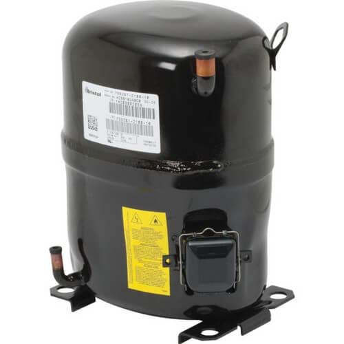 Bristol ® Ton Compressor - Btu - 45/ Cap - 86 LRA - RLA - Liquid 1/2