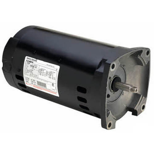 H635 century h635 56y 3 phase squirrel cage pool spa for 3 hp spa pump motor
