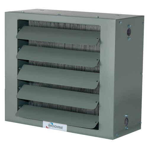 HC24S01 Horizontal Hydronic Unit Heater - 24,000 BTU
