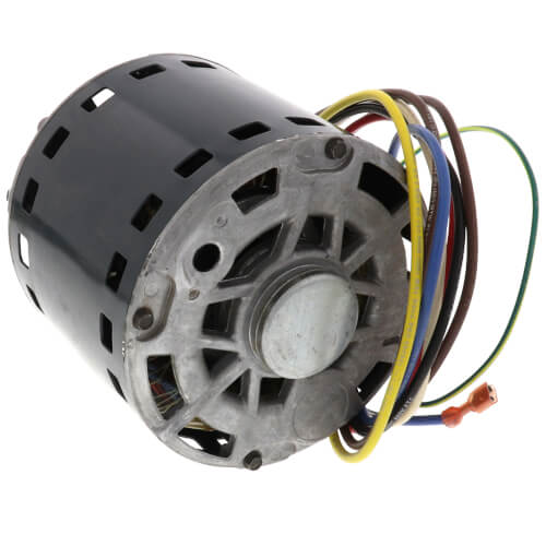 4-Speed 1/2 HP Fan Motor,  1075RPM