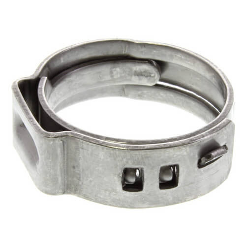 "1/2"" Stainless Steel Clamp (100/bag)"