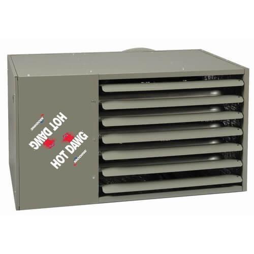Modine Natural Gas Garage Heater