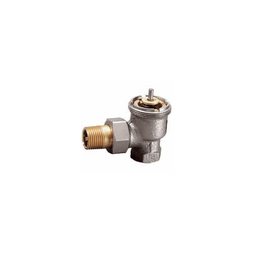 "3/4"" Horizontal Angle Valve Body for High Capacity Radiator"