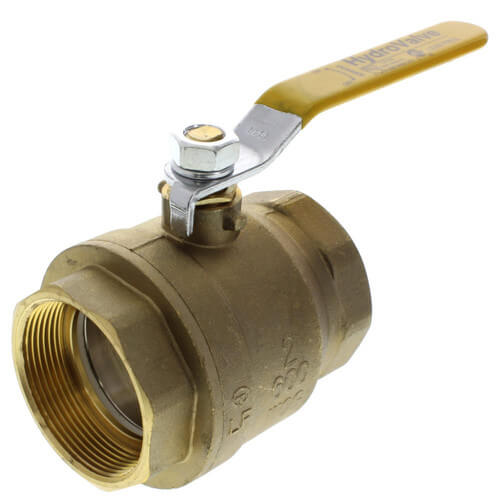 "1"" Full Port Sweat Ball Valve"