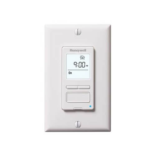 Digital Bath Fan Control (Premier White)