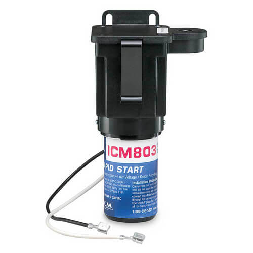 Icm803 icm controls icm803 icm803 rapidstart current for 2 hp motor current