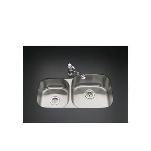 Extra Deep Kitchen Sink: Undertone Extra-Large/Medium