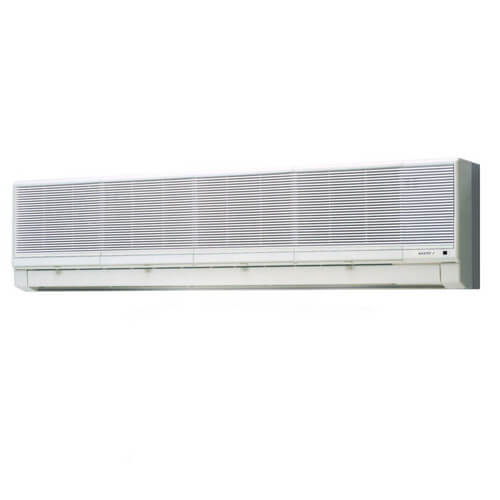 Heat Air Conditioner Wall Unit : Khhs r sanyo btu ductless mini