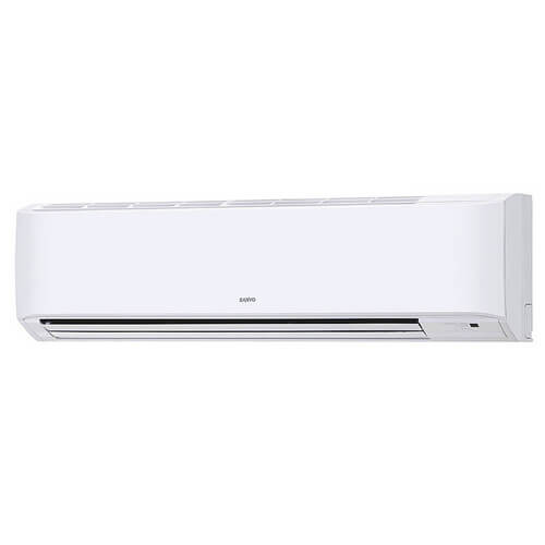 ks3682 sanyo ks3682 34 000 btu ductless mini split wall mounted cool only air conditioner. Black Bedroom Furniture Sets. Home Design Ideas