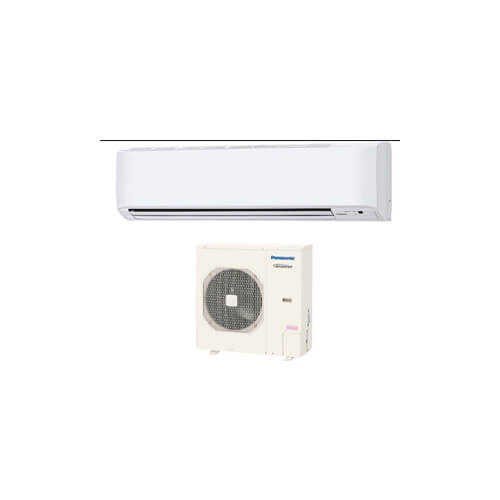 ke36nku panasonic ke36nku 34 000 btu ductless single zone mini split wall mounted heat pump. Black Bedroom Furniture Sets. Home Design Ideas