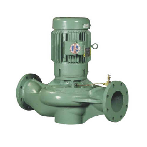 KV Vertical In-Line Pump, 5 HP (2900 RPM)