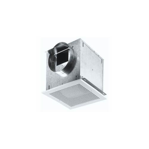 Metal Duct Fans : L mg broan ceiling mount ventilation