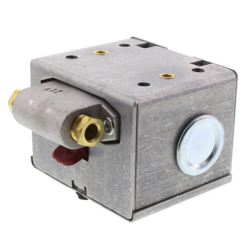 "Diaphragm Gas Valve, Normally Closed, 1"" NPT Pipe Size, 1/2 max. psi"