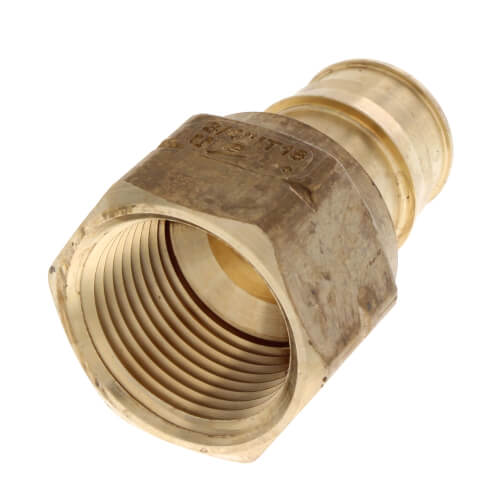 "1/2"" ProPEX x 1/2"" NPT Lead Free Brass Female Adapter"