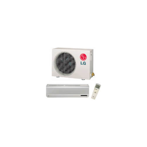 9,000 BTU Ductless Single Zone Mini-Split Heat Pump & Air Conditioner