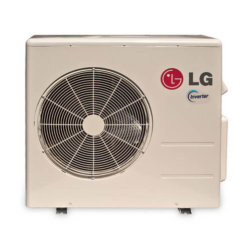 24,000 BTU Tri-Zone Multi-Split Air Cond/Heat Pump - Outdoor Unit Product Image