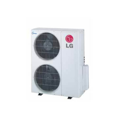 34,000 BTU Quad-Zone Multi-Split Air Cond/Heat Pump - Outdoor Unit
