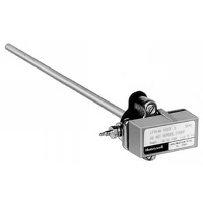 "Pneumatic Temperature Sensor w/ 15"" element (25 to 125 F)"