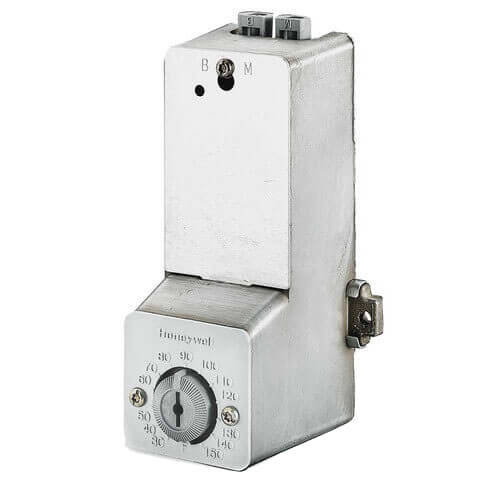 Pneumatic SPDT Relay (switching between 3-7 psi)