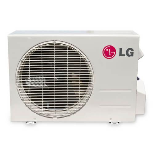 LSU093HE - LG LSU093HE - 10,500 BTU Ductless Single Zone ...