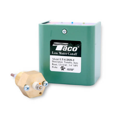 Electronic, (120V) Auto Reset Low Water Cut-Off (Water)