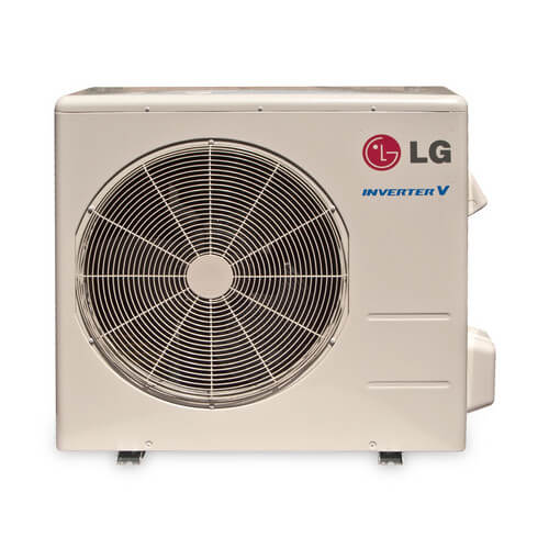 23,000 BTU Ductless Single Zone Inverter Heat Pump & Air Conditioner (Outdoor Unit)