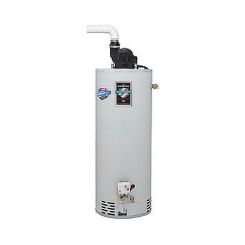 50 Gallon - 40,000 BTU Defender Safety System TTW1 Power Vent Energy Saver Residential Water Heater (Nat Gas)