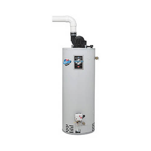 65 Gallon - 63,000 BTU Defender Safety System TTW2 Power Vent Energy Saver Residential Water Heater (LP Gas)