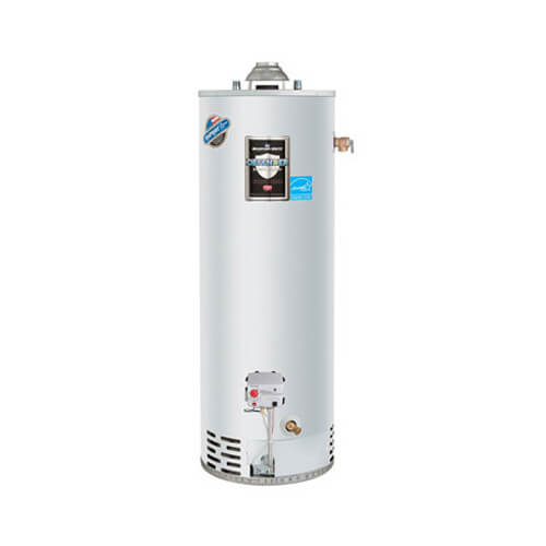 40 Gallon - 36,000 BTU Defender Safety System High Efficiency Residential Water Heater (LP Gas)