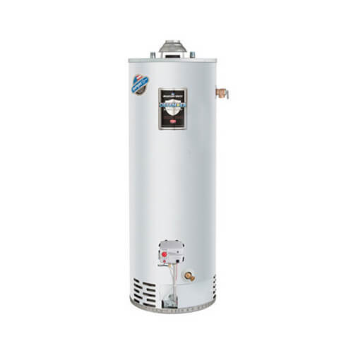 50 Gallon - 36,000 BTU Defender Safety System High Efficiency Residential Water Heater (LP Gas)