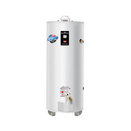 100 Gallon - 88,000 BTU High Input Atmospheric Vent Energy Saver Residential Water Heater (LP Gas)