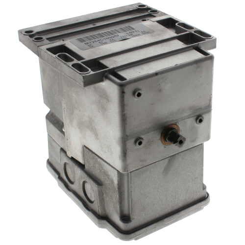 120V Non-Spring Return Foot Mounted Actuator w/ 2 internal aux. switches, 150 lb-in.