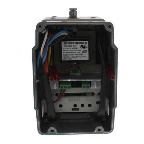 Modutrol IV Motor with Linear 10K feedback w/ 2 internal aux. switches