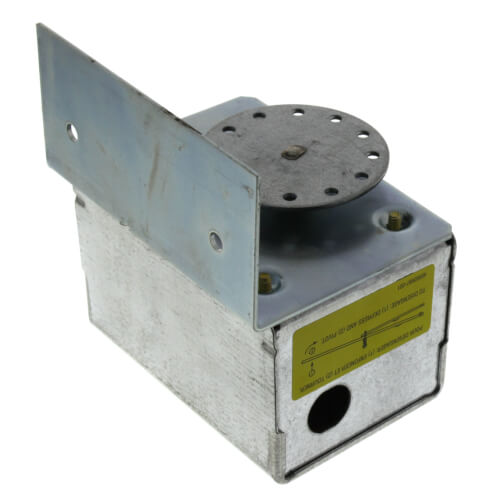 24V 2 Position Damper Actuator w/ arm linkage Product Image