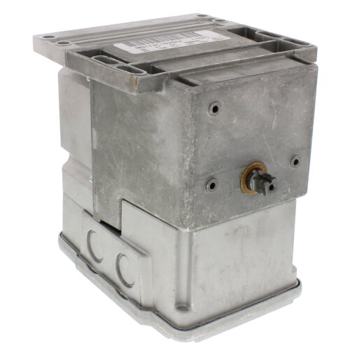 120V Non-Spring Return Foot Mounted Actuator w/ 2 internal aux. switches, 75 lb-in