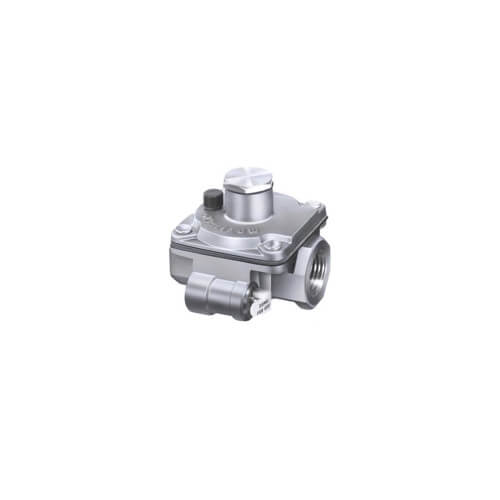 "3/4"" Poppet Style Gas Regulator w/ Convertible Regulators & Vent Limiting Orifice (250,000 BTU)"