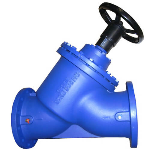 "10"" Flanged STVC Balancing Valve Product Image"