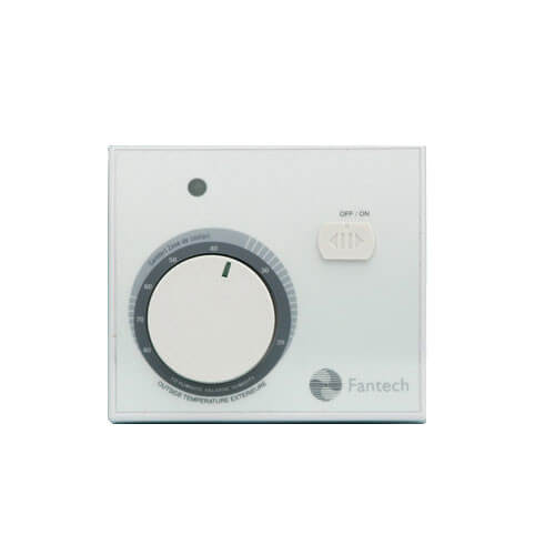 MDEH2 4-Wire Mechanical Low Voltage Dehhumidistat (with ON/OFF Switch)