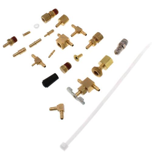 Mjk honeywell pneumatic fittings kit