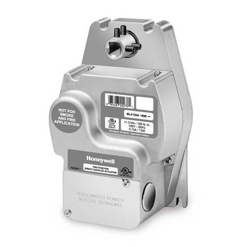 Fast Acting, Spring Return Actuator CCW, 230v (HVAC)
